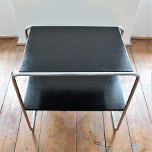 Bauhaus side table by Kovona