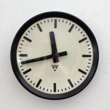 Industrial wall clock Pragotron III.