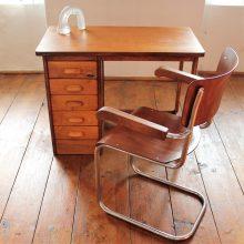 """small work table """"Eduard Pekárek"""""""