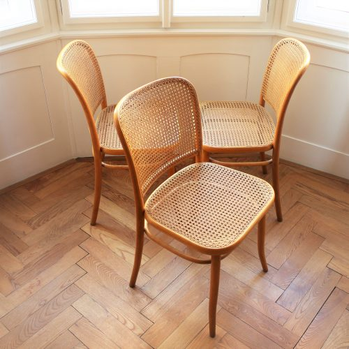 chairs TON designed by J. Hoffman