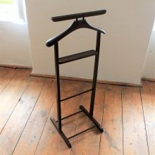 wooden silent servant / clothes stand
