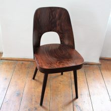 Solitaire chair TON designed by Oswald Haerdtl
