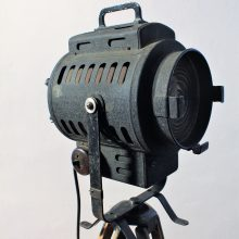 original vintage industrial light
