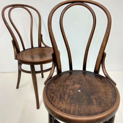 originální židle Fischel Nr.18