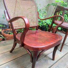 chair Thonet No.752 designed Josef Frank