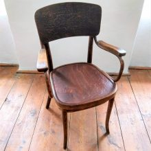 original armchair by the Thonet company