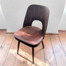 židle TON návrh Oswald Haerdtl