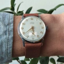 original wristwatch Prim 1960