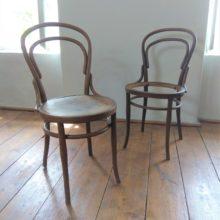 originální židle Thonet no. 14
