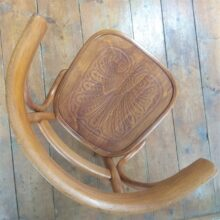 original vintage chair Fischel
