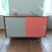 retro chest of drawers U 452 Interier Praha design by Jiri Jiroutek