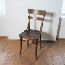 original chair Thonet nr. 631 after renovation