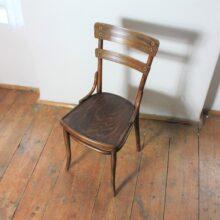 židle Thonet nr. 631 po renovaci