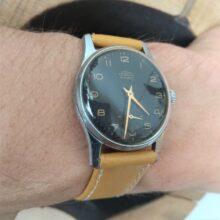 Elegant wristwatch Prim 1959