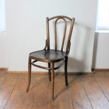 originální ohýbaná židle