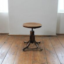 otočná stolička Thonet